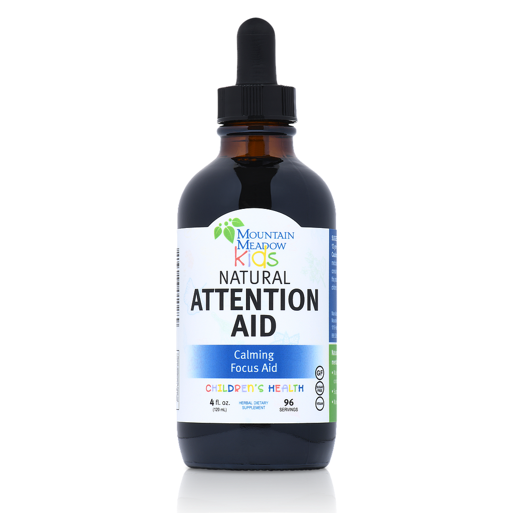 Natural Attention-Aid (4 oz.)